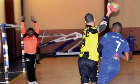 Raja d'Agadir-Ittihad Nouaceur pour la première place