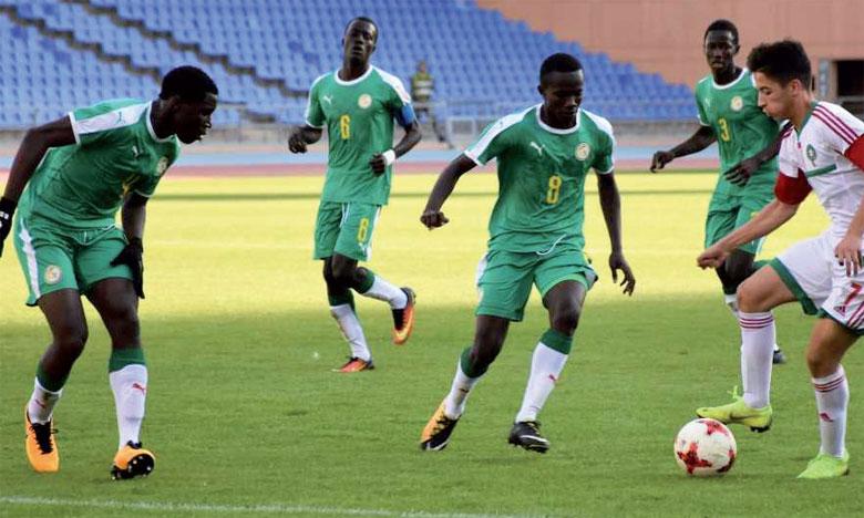 Le Sénégal prive les Lionceaux du sacre