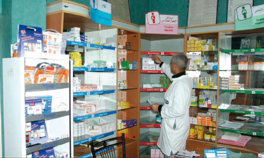 Les syndicats des pharmaciens ont souligné de trouver une solution au problème de l'application du décret relatif aux conditions et aux modalités de détermination du prix de vente au publique des médicaments fabriqués ou importés. Ph : DR