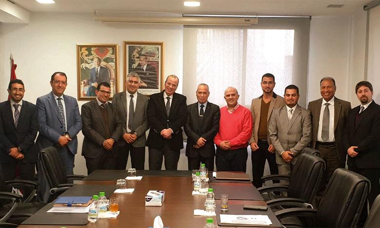 La rencontre, lundi 24 décembre à Rabat, entre la Confédération marocaine des TPE-PME et Omar Faraj, DG de la DGI, s'est «bien déroulée»