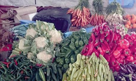 À fin novembre, les prix des produits alimentaires ont flambé de 1,7% sur un an.