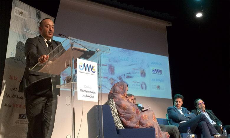 Mohamed Laaraj a insisté sur l'importance de la culture pour le développement d'un pays et pour avoir une société  de connaissance et de savoir.