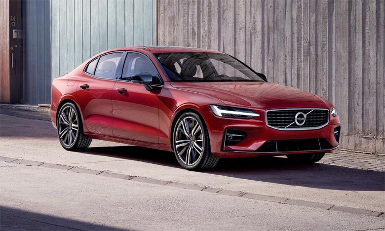 Les Volvo S60 et V60 décrochent cinq étoiles