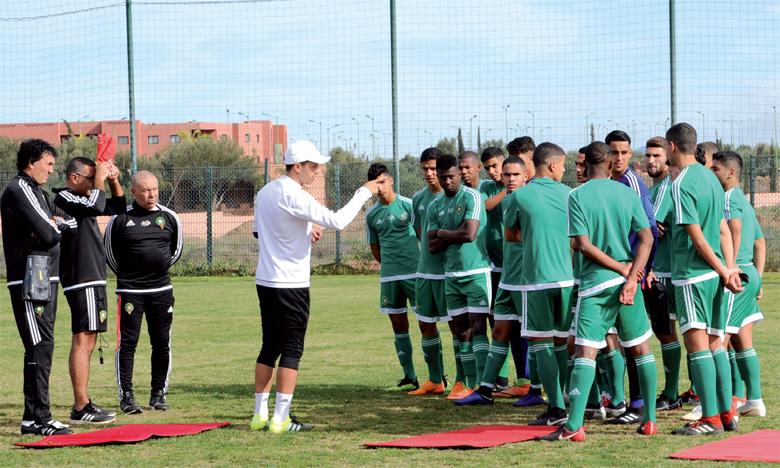Jamal Sellami fait appel à 28 joueurs pour défendre les couleurs du Maroc