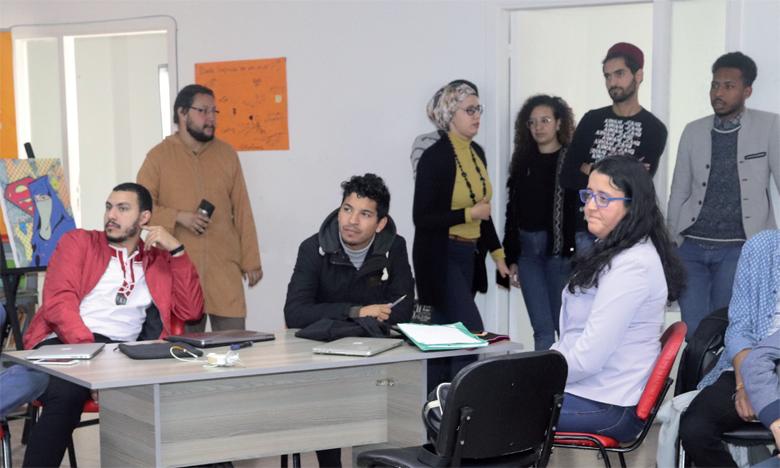 Durant deux mois, les 11 porteurs de projets marocains et tunisiens seront accompagnés par  des mentors mobilisés par MCISE.
