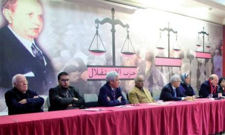 L'Istiqlal fustige les choix socioéconomiques du gouvernement et l'appelle à initier des réformes audacieuses