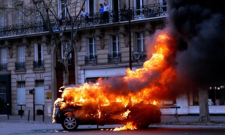 Acte IV des «gilets jaunes»  : 1.082 interpellations à Paris