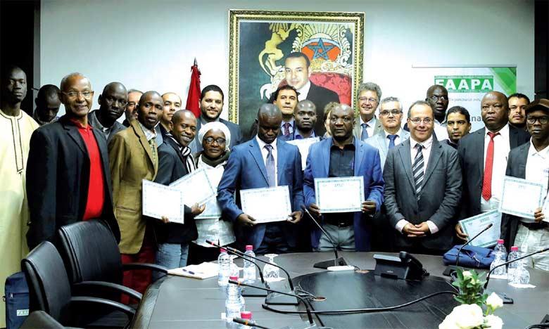 Des journalistes africains examinent à Rabat  les moyens de relever les défis de la profession