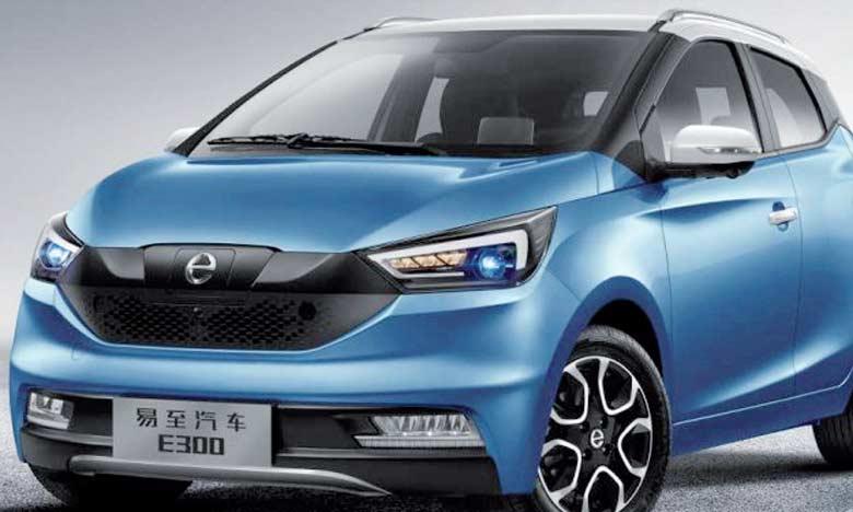 La société JMEV a produit et vendu 38.000 voitures électriques en 2017 et envisage d'en commercialiser 50.000 cette année.