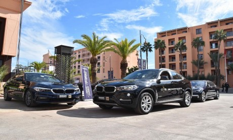 BMW transporteur officiel du FIFM 2018