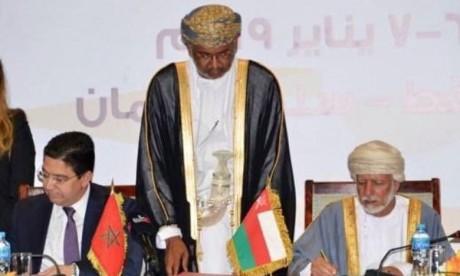 Le Maroc et Oman attachés à l'action arabe basée sur la coopération, l'intégration, le respect mutuel et le bon voisinage
