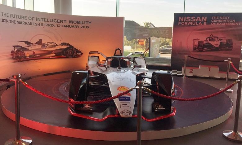 Championnat de Formula E : Nissan lance deux jeux-concours
