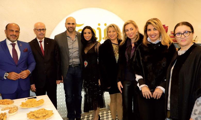La pâtisserie marocaine à Beyrouth