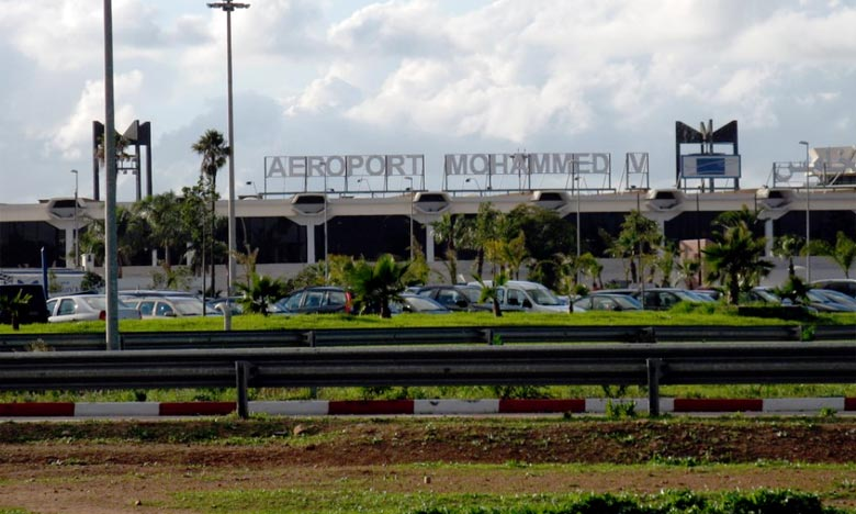 Un Nigérian arrêté à l'aéroport Mohammed V avec plus de 5 kilos de cocaïne
