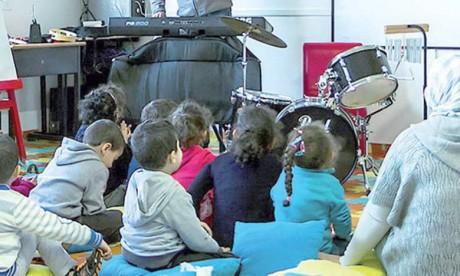Un total de 449 salles d'enseignement préscolaire a été aménagé durant l'année scolaire en cours dans la région de Marrakech-Safi.