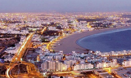Lors de leurs séjours, les touristes britanniques optent essentiellement pour les villes de Marrakech (55%) et Agadir (35%).