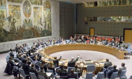 Le Conseil de sécurité  de l'ONU divisé