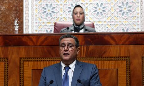 Aziz Akhannouch: L'adoption de l'Accord agricole,  une confirmation de l'attachement de l'UE à un «accord stratégique, solide et équilibré» avec le Maroc