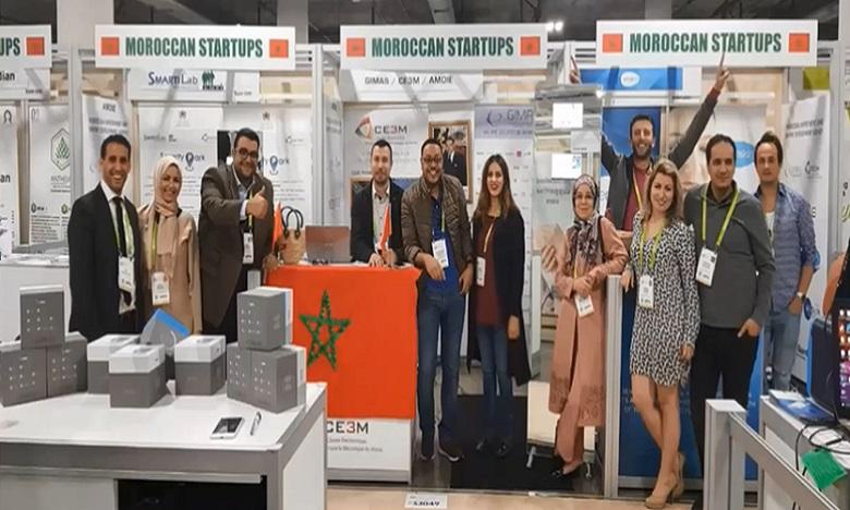 Des startups marocaines participent au CES VEGAS 2019