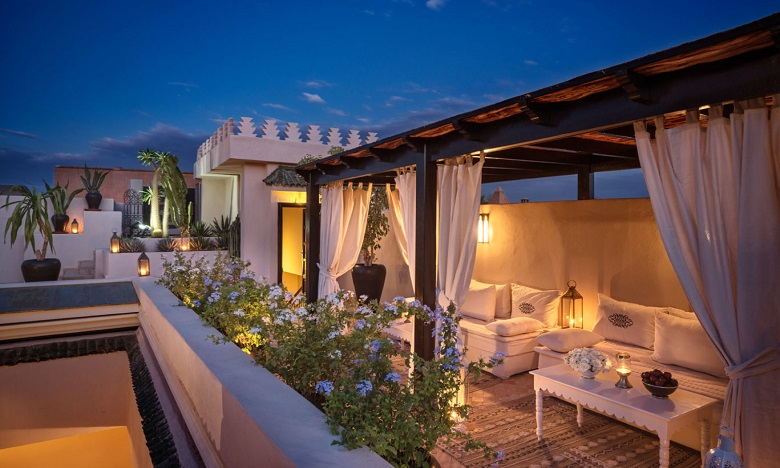Le Riad Kheirredine, 2e hôtel de luxe au monde, selon TripAdvisor