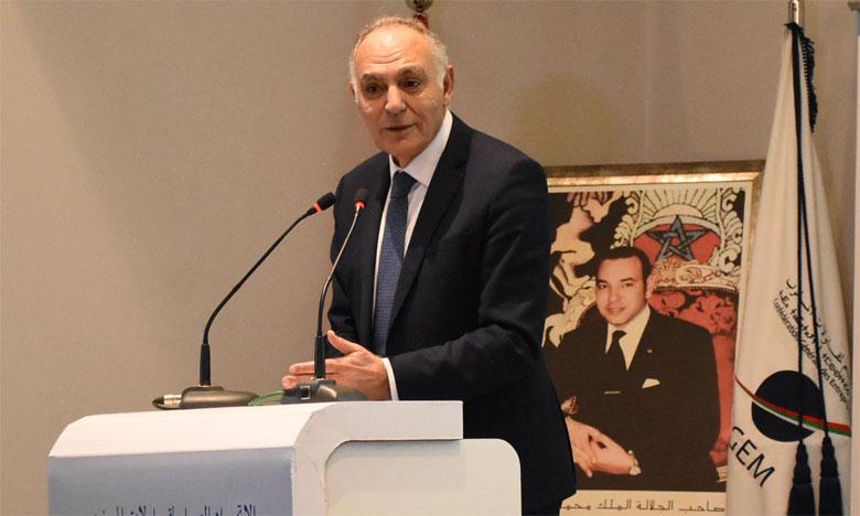 Le président de la CGEM souligne le rôle du secteur privé dans la relance du projet maghrébin