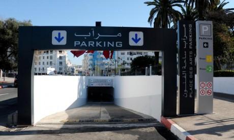 La nouvelle structure d'une capacité d'accueil de 240 places s'inscrit dans le Programme intégré visant le développement de la capitale baptisé «Rabat Ville Lumière, capitale marocaine de la culture».  Ph : MAP