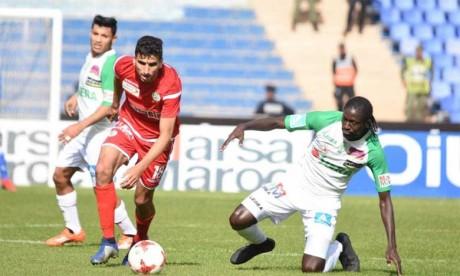Ismaïl El Haddad offre le 125e derby  au Wydad de Casablanca