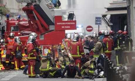 Explosion à Paris : deux ressortissants marocains parmi les blessés