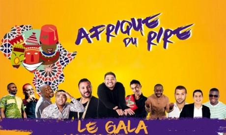 Le Festival Afrique du rire entame son périple continental