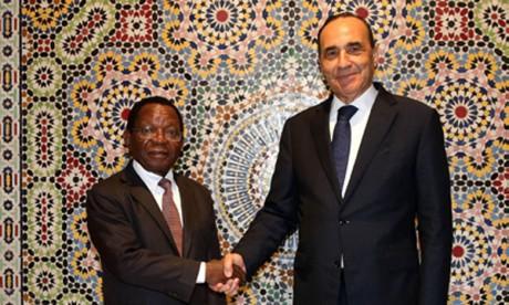 Vers l'activation du groupe d'amitié parlementaire Maroc-Guinée Conakry