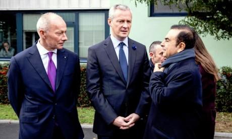 Le nouveau président de Renault devra «renforcer l'Alliance»