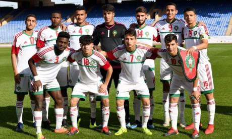 CAN U17:  Les Lionceaux se préparent à Rabat