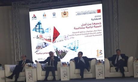 Quatrième Forum de la convergence  régionale du groupe Al Omrane