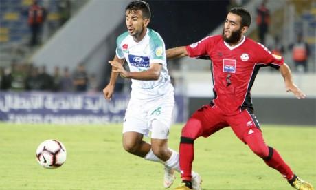 Le derby maghrébin Raja-Étoile du Sahel  en ouverture des quarts de finale
