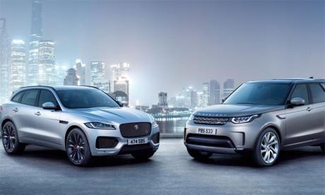 Jaguar Land Rover passe à une nouvelle étape