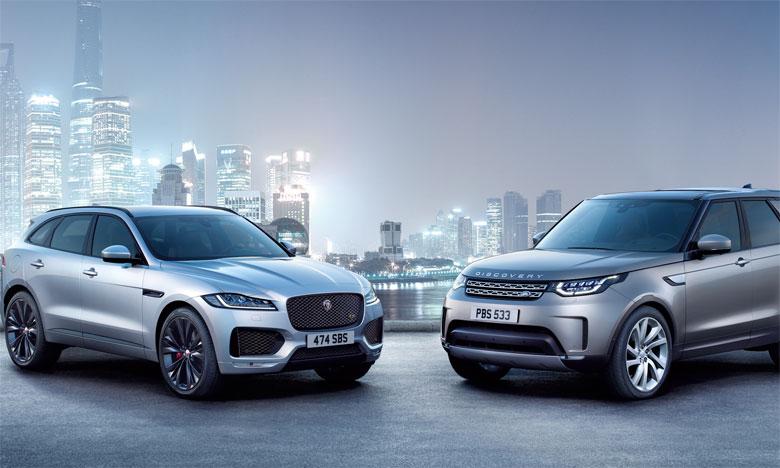 En 2018, l'offre JLR s'est étoffée en accueillant la Jaguar I-Pace 100% électrique, les Range Rover et Range Rover Sport, puis récemment le nouveau Range Rover Evoque.