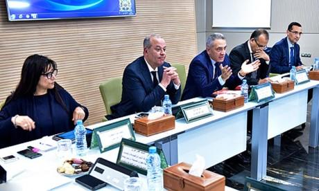 """Moulay Hafid Elalamy: """"l'ICE ne concerne pas les petits et moyens commerçants"""""""