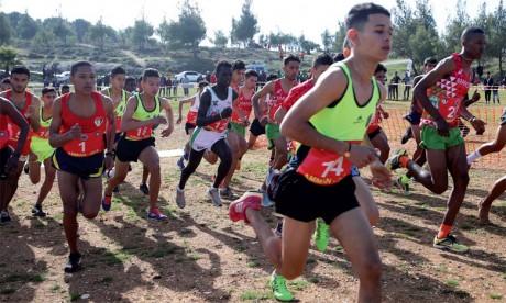 Le Maroc remporte les 23es Championnats arabes en Jordanie