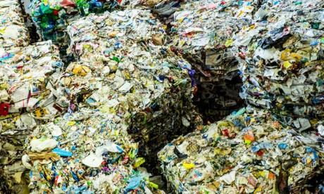 Le centre de tri de déchets permettra de redonner une seconde vie aux déchets collectés dans la ville de Marrakech et 13 communes relevant de son territoire.