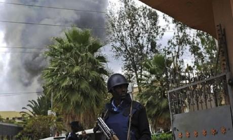 Les autorités kényanes avaient privilégié la piste terroriste dans cette attaque qui a aussi mis le feu à plusieurs voitures. Ph: DR