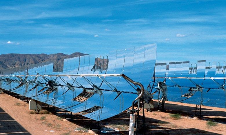 MASEN à Abu Dhabi pour le Sommet mondial sur l'énergie du futur