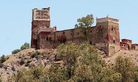 Le bâtiment de «Kalaa Al Hamra»  inscrit sur la liste du patrimoine national