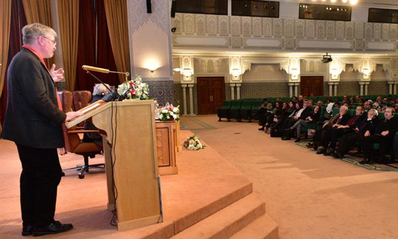 Conférence sur l'évolution de l'Islam africain