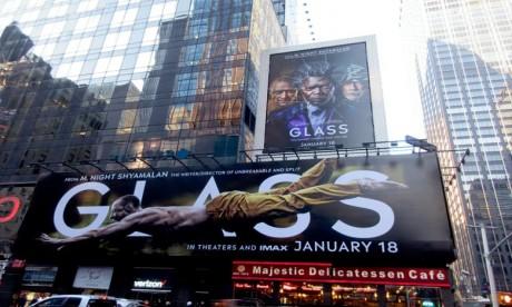 «Glass» caracole en tête du box-office américain
