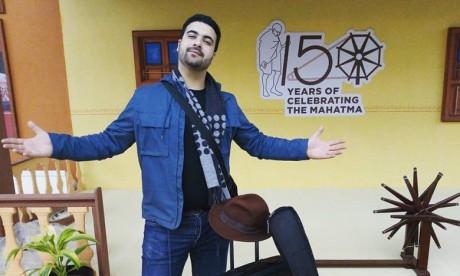 Nasr Megri enchante le public en Inde