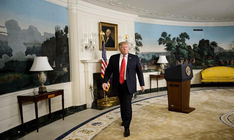 Shutdown : Trump propose un compromis pour sortir de l'impasse