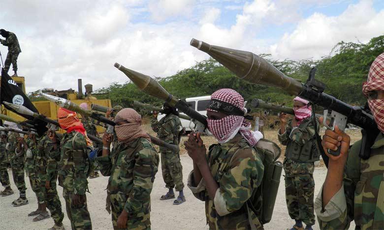 Plus de 60 éléments d'Al-Shabaab éliminés