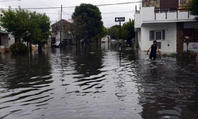 Argentine:  le bilan des inondations  s'élève à  4 morts
