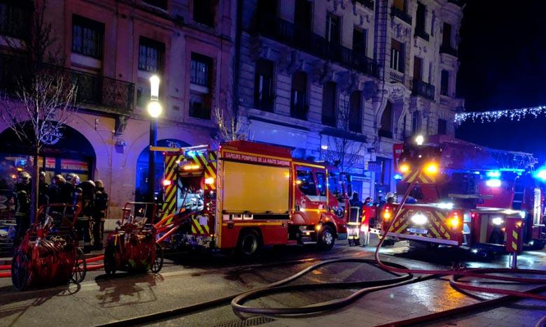 Incendie : 19 blessés dont 2 grièvement à Toulouse