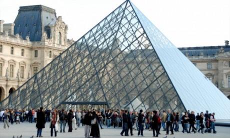 Pour la première fois de son histoire, le Louvre a dépassé en 2018 la barre des 10 millions de visiteurs. Aucun musée n'avait réalisé cette performance jusque là.. Ph :  AFP